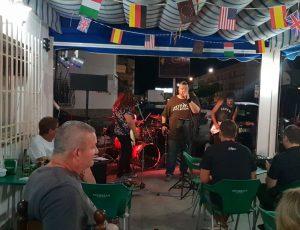Mezcaleros @ Bar Zambra 05-10-2018