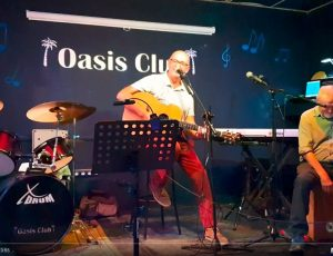 Ride On by Patrick Pierse @ Oasis Club Jam Session 17-10-18