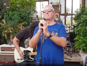 The price of love by The Fat Lizard Band @ La Cava 14-10-18