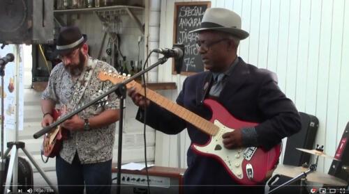 Ike Cosse & Short Fuse - 12 step blues