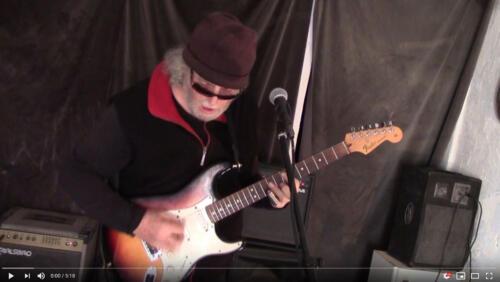 Bluesman Charlie - The Foodbank Blues