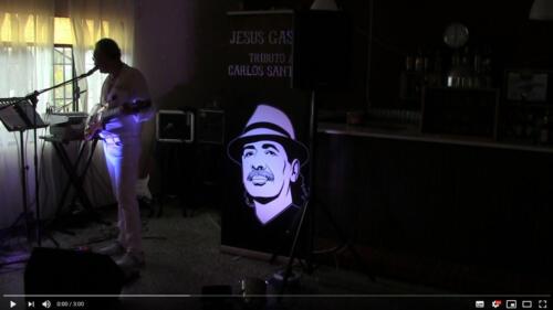 Jesus Gascon Roldan (Santana Tribute) - Oye Como Va